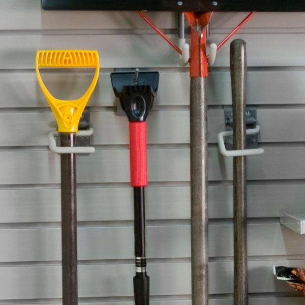 Garage Storage Hooks Yard Tools