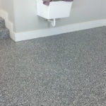 Garage Floor Coatings Light Multi-Color Example 2