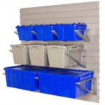 Garage Storage Hooks for Containers